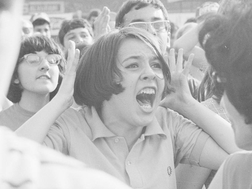NEL MIRINO. L'Italia e il mondo nell'Archivio Publifoto 1939-1981