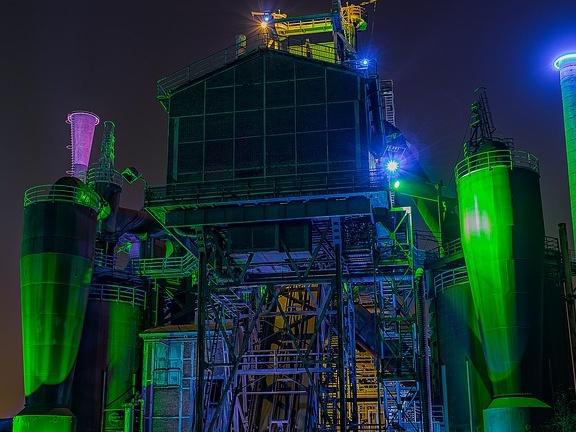 Un evento sulla fotografia industriale