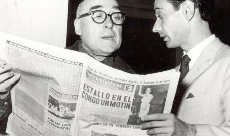 Cesare Zavattini, una mostra con fotografie d'epoca